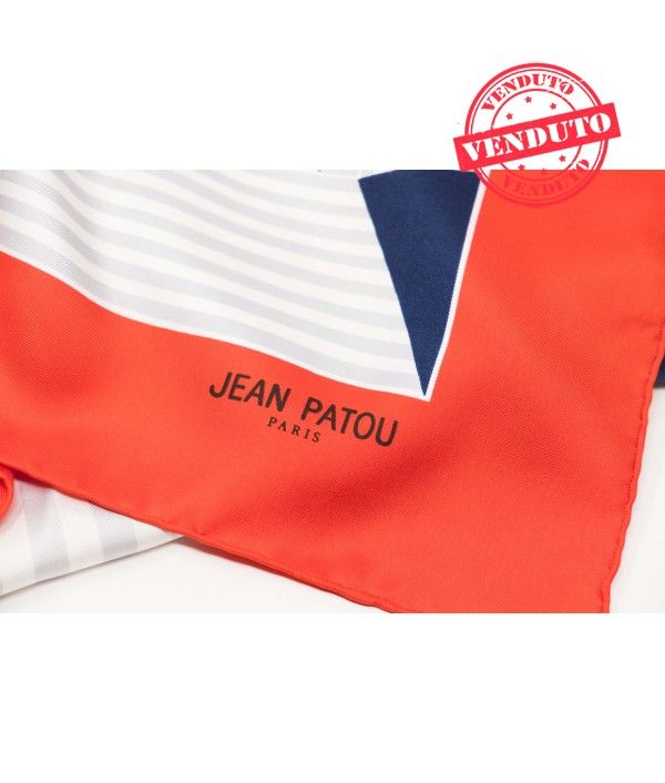 JEAN PATOU FOULARD
