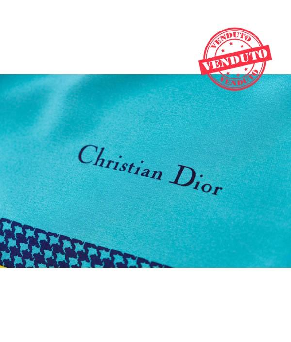CHRISTIAN DIOR FOULARD