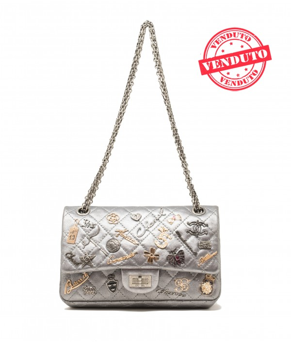 "CHANEL 2.55 ""LUCKY CHARMS"" - LIMITED EDITION"