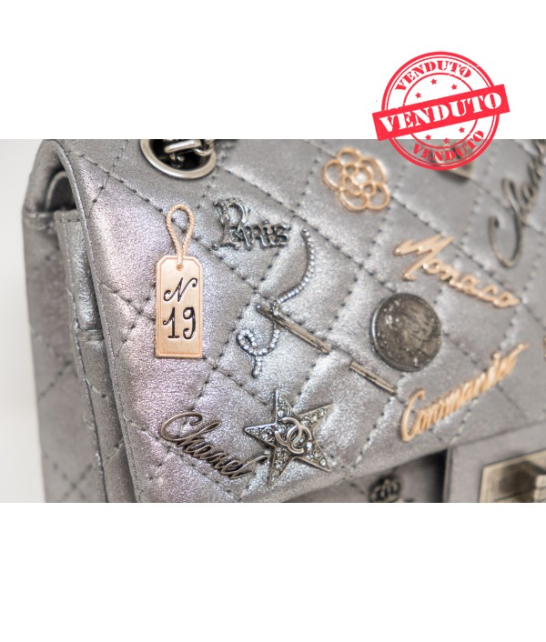 """CHANEL 2.55 """"LUCKY CHARMS"""" - LIMITED EDITION"""